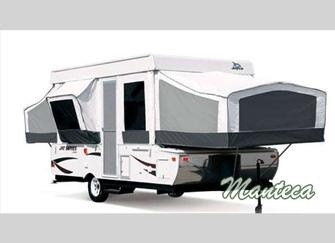 Jayco pop up camper similar to ours with heated beds...=)