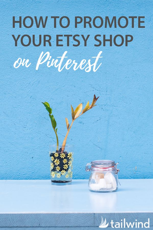 How to Promote Your Etsy Shop on Pinterest