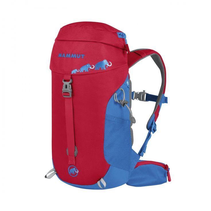 Dětský batoh Mammut First Trion 18 l červená/modrá