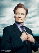 THR Cover: Conan O'Brien: End of the Pity Party - The Hollywood Reporter