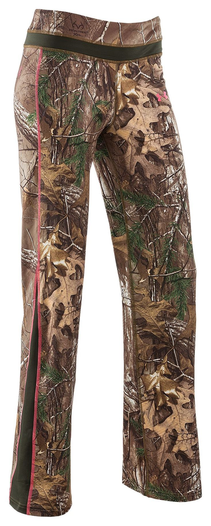 Under Armour ColdGear Infrared Scent Control EVO Hunting Pants for Ladies | Bass Pro Shops