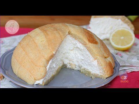 ZUCCOTTO AL LIMONE SENZA COTTURA ricetta torta estiva veloce