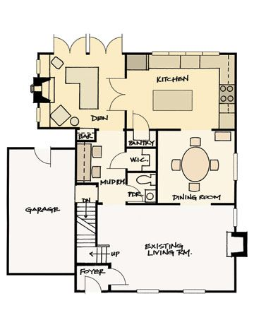 17 best images about my next big project on pinterest for Shop with living quarters floor plans