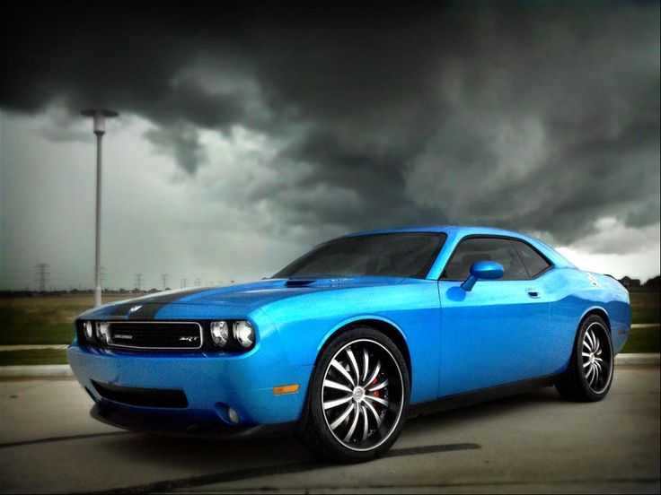 2010 Dodge Challenger SRT8 Coupe ...