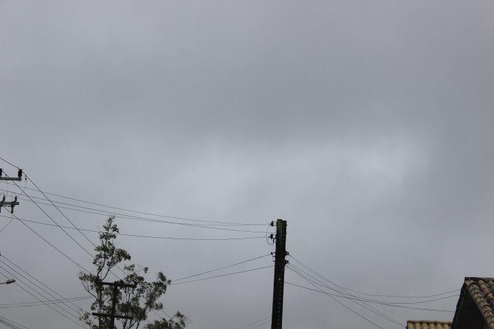 Previsão do Tempo: Tempo chuvoso em Morro da Fumaça