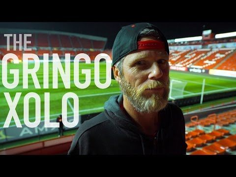 Jumping The US-Mexico Border With The Gringo Xolo - YouTube