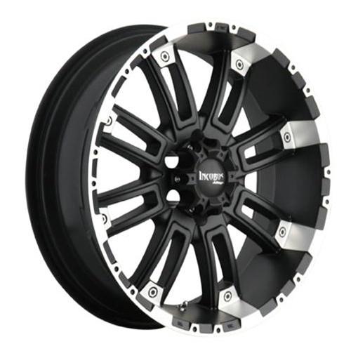 Incubus 816 Crusher 20 X 9 Inch Wheel