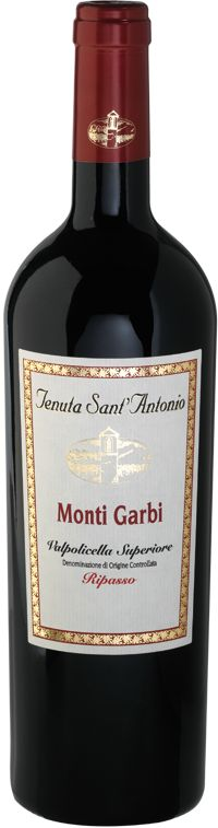 VALPOLICELLA SUPERIORE RIPASSO// MONTI GARBI/        Saint Antonio Ripasso 'Monte Garbi' Valpolicella