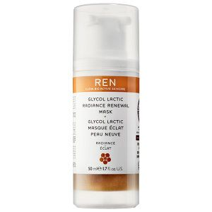 Glycol Lactic Radiance Renewal Mask - REN | Sephora omg best mask EVER!! my skin never looked so bright!