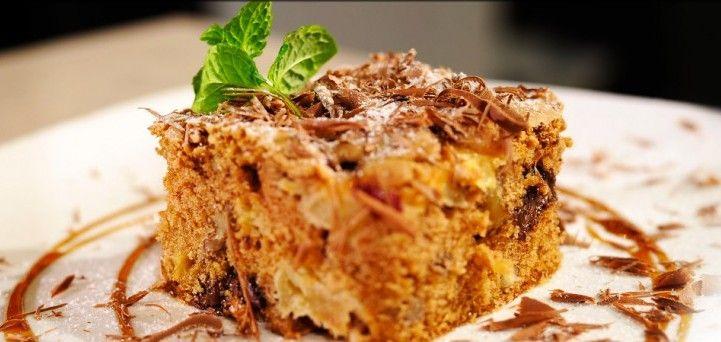 Šarišský jablkový koláč