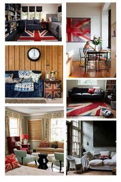London-Style – pohodový a vyladěný interiérový design