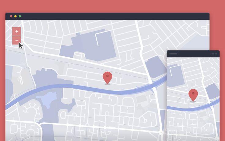 Custom Google Map