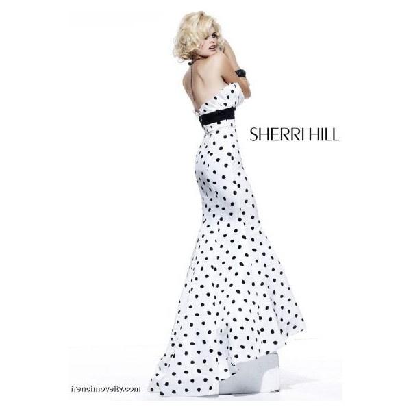49 best Sherri Hill Prom Hairstyle images on Pinterest | Abendkleid ...
