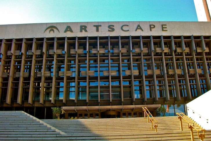 Artscape Theatre Centre, Cape Town, South Africa wallpapers; Artscape Theatre Centre (formerly Nico Malan Theatre Center) is the main performing arts centre in Cape Town, South Africa. It was opened in 1971 and is located on reclaimed land in the Foreshore area. Info Source: http://en.wikipedia.org/wiki/Artscape_Theatre_Centre ;