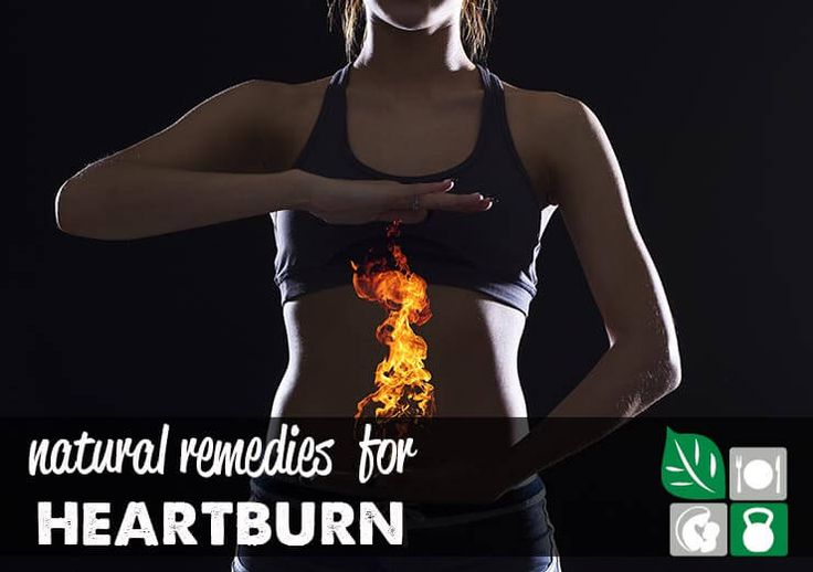 These natural remedies address the real cause of heartburn and don't just cover up the symptoms like many other treatments.
