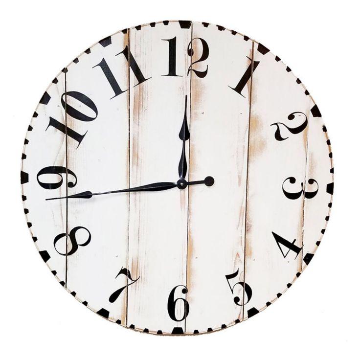 25 Best Oversized Wall Clocks Ideas On Pinterest