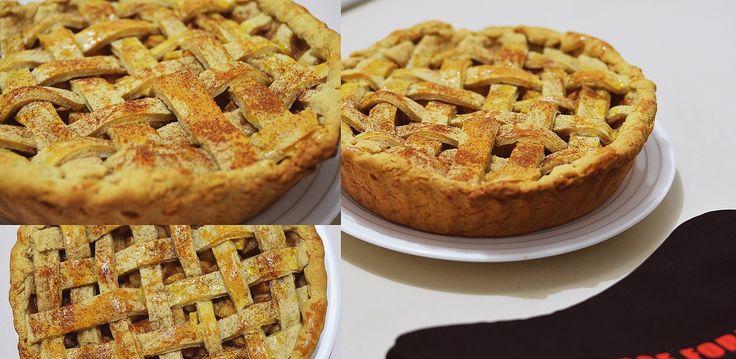 Receita de Torta de maçã americana. Enviada por marlene e demora apenas 55 minutos.