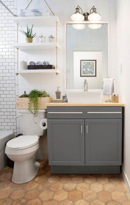 35+ super ideas for bath room shelf above toilet apartment therapy   – Bath.