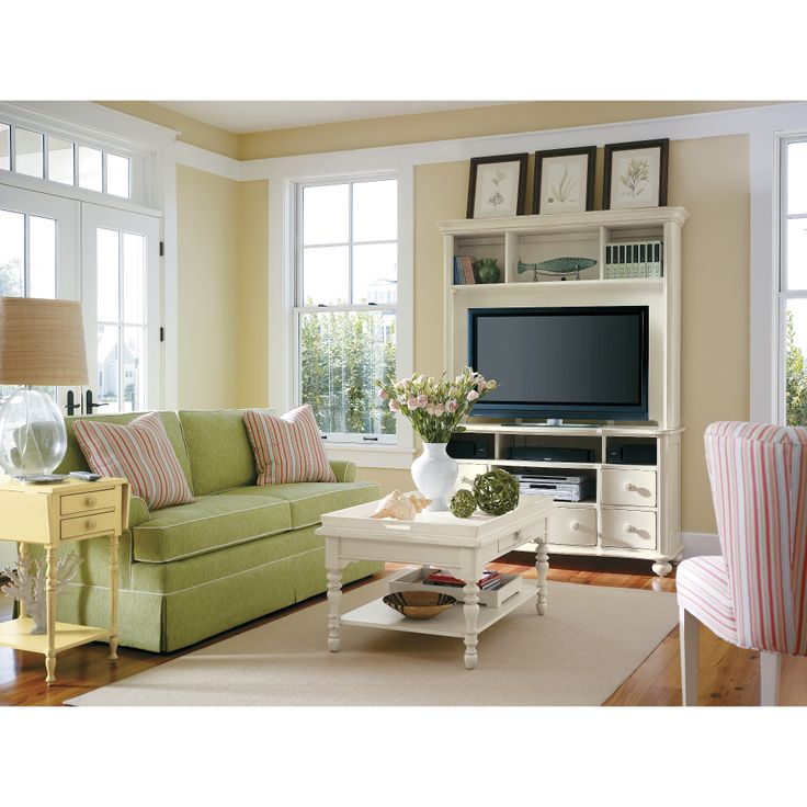 Coastal LivingTM By Stanley Furniture Living 59 TV Stand Find This Pin And More On Entertainment Center Ideas