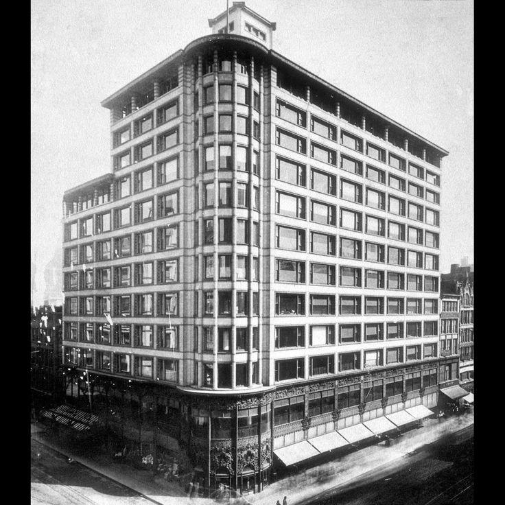 Carson, Pirie, Scott & Company Building(Chicago, 1899
