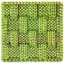 Braided Knitting Pattern. http://aboutneedlework.com/knitting-patterns-3-simple-patterns-knitted-with-needles.html