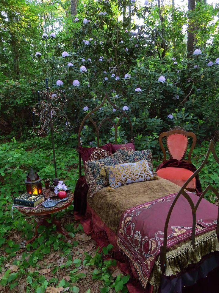 Enchanted Garden: 2689 Best The Enchanted Garden Images On Pinterest