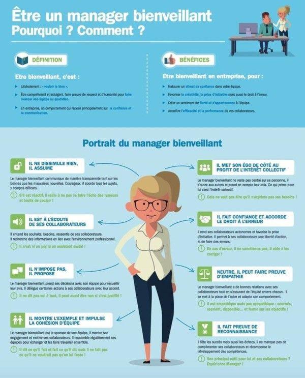 Etre un manager bienveillant