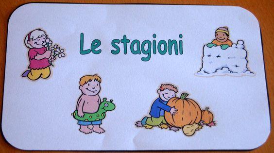 Stagioni book