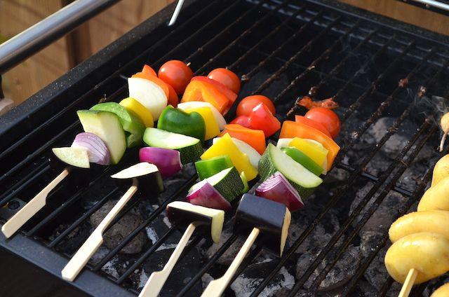 Regenboog op de barbecue - Actueel - La Place