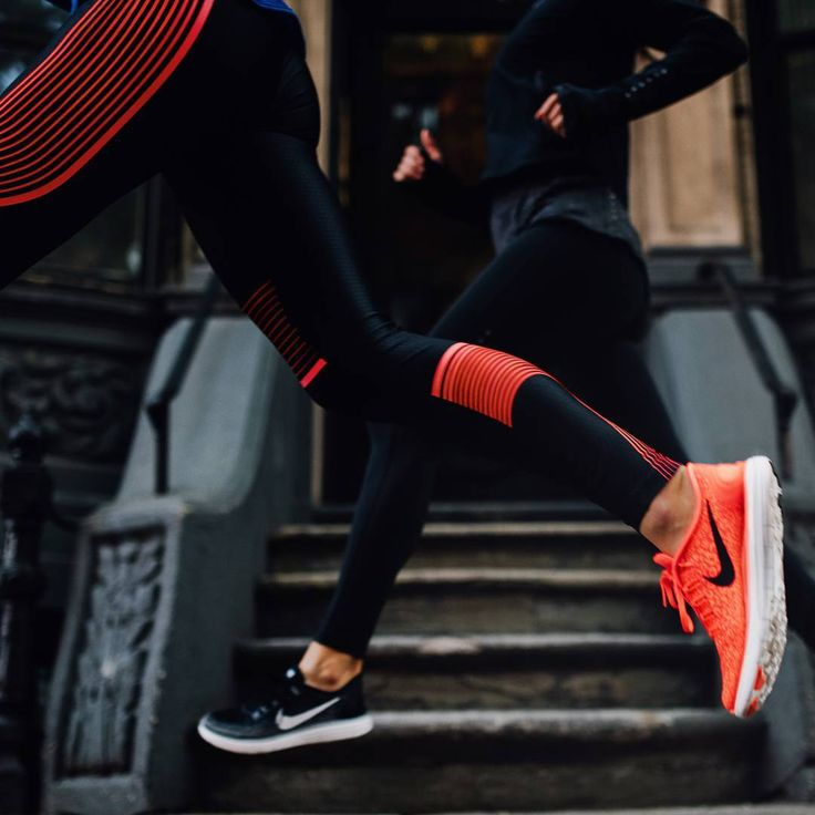 Nike Free RN Distance Women's, Bright CrimsonFree to go further: The Nike Free RN Distance Women's Running Shoe features Lunarlon cushioning with large hexagonal flex grooves for more n…