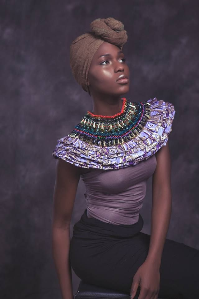 Anita Quansah London jewelry fashionghana african fashion (1)