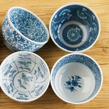 bowls from China