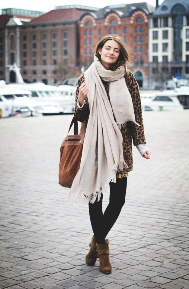 Fashion trend oversized scarf 99