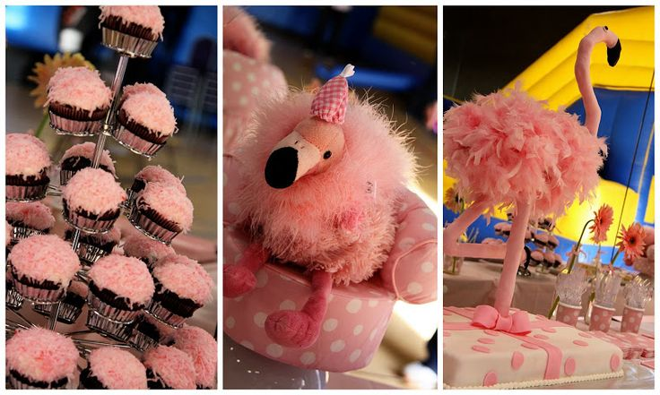 Pink Flamingo Party Ideas
