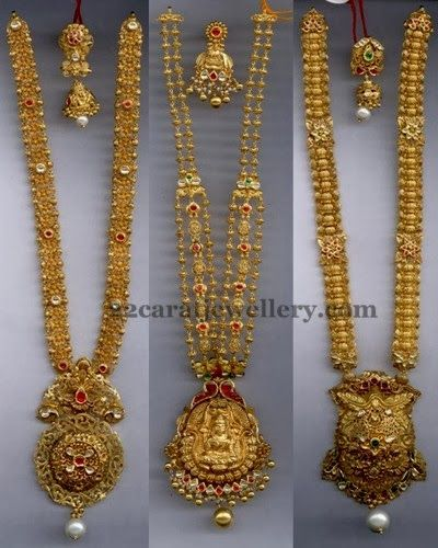 Gold Traditional Sets Gallery | Jewellery Designs