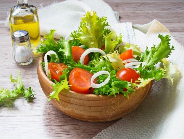 Paradicsomos-avokádós saláta Recept képpel - Mindmegette.hu - Receptek