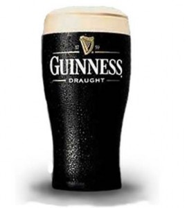 Guiness, definitely one of our clients favorites!
