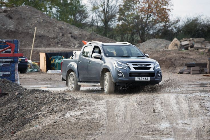 Isuzu unveiled new generation of D-Max  For the new generation D-Max; the biggest change is under the bonnet. A brand new 1.9 litre turbo diesel engine has been fitted, which produces 164 PS and 360 Nm of torque.