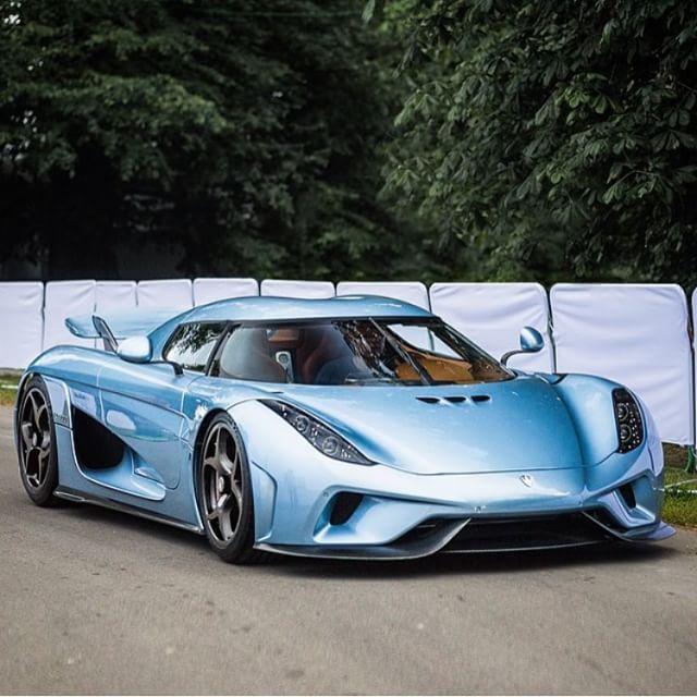 Koenigsegg Concept Cars