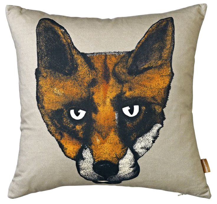 Set of 2 Foxes