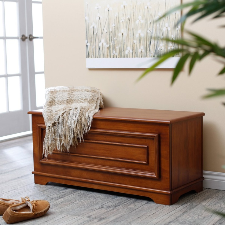 Awesome Foot Bed Storage Chest