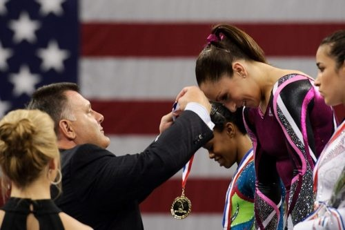 Jordyn Wieber – 2012 US Champion