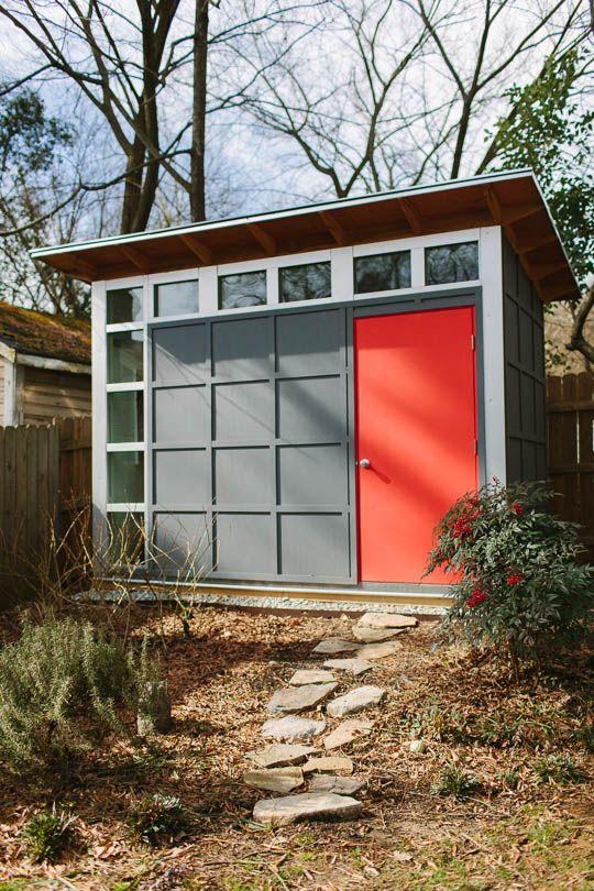 Studio Shed garage?  ~$22,000 incl ship/install for 12'x18' garage...