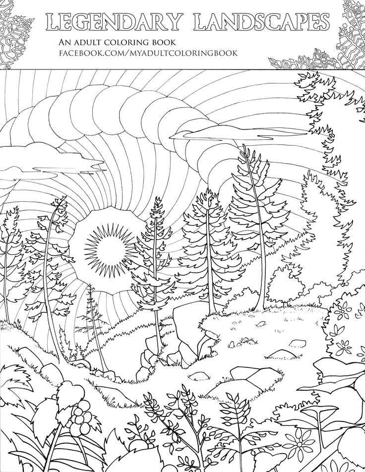 All sizes Legendary Landscapes 1 Flickr Photo Sharing COLORING PAGES Colorful