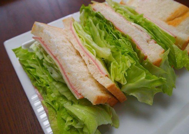 Lots of Lettuce Sandwich