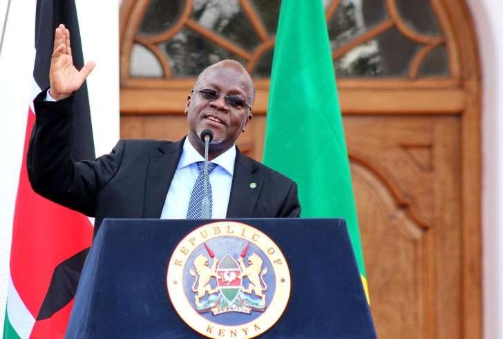 Tanzania's president, John Magufuli, made the strange statement during a speech last week, according to Agence France-Presse.