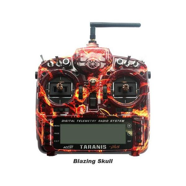 FrSky 2.4G 16CH Taranis X9D Plus SE Transmitter SPECIAL EDITION w/ M9 Sensor Water Transfer Case
