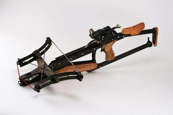 Hero Metal Compound Crossbow