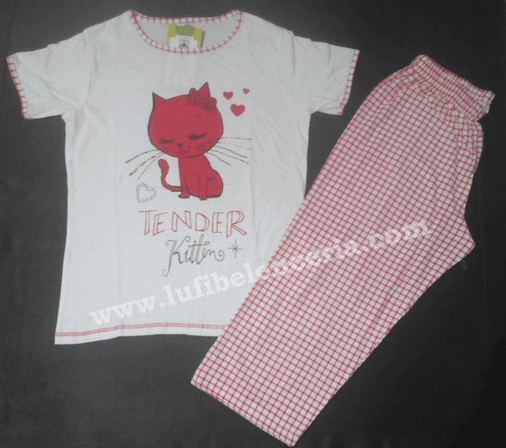 Pijama mujer 100% Algodón