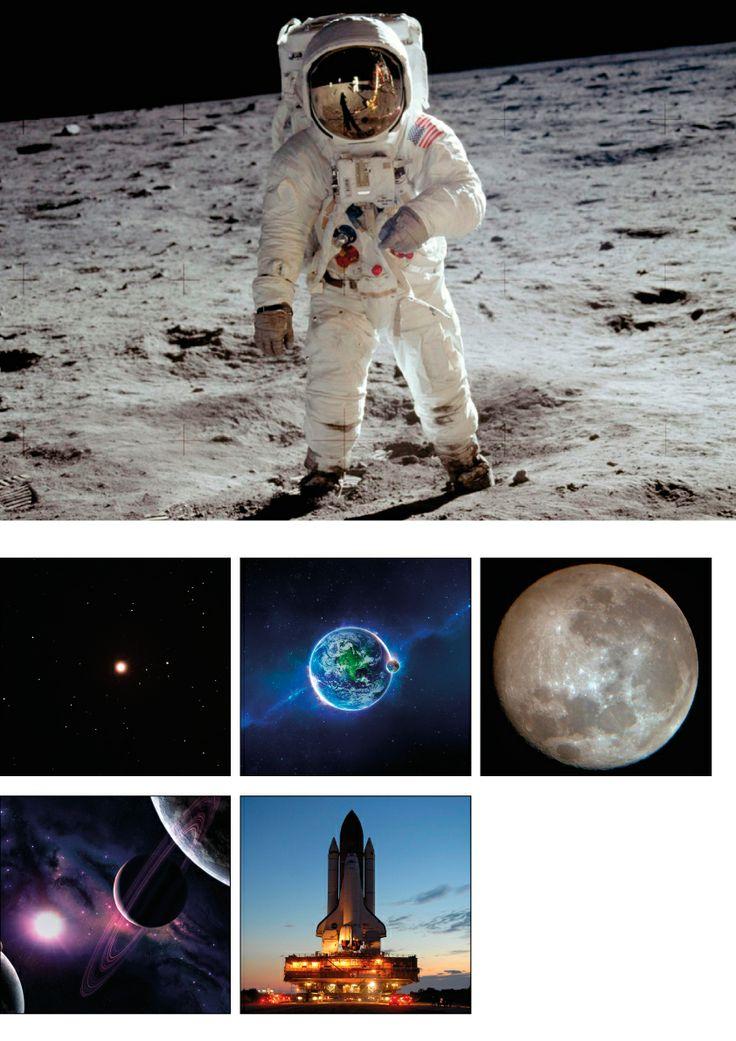 Rubriceren deel 2: 'astronaut'